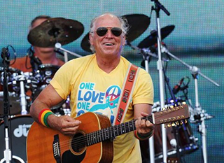 Jimmy Buffett - Coral Reefer Band at First Midwest Bank Ampitheatre
