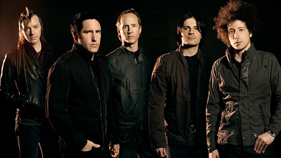 Nine Inch Nails & Soundgarden at First Midwest Bank Ampitheatre