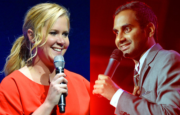 The Oddball Comedy & Curiosity Festival: Aziz Ansari & Amy Schumer at First Midwest Bank Ampitheatre