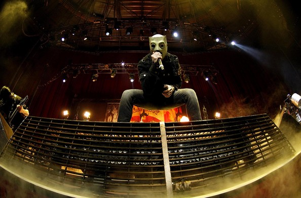 Slipknot, Lamb of God & Bullet For My Valentine at First Midwest Bank Ampitheatre