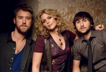 Lady Antebellum, Hunter Hayes & Sam Hunt at First Midwest Bank Ampitheatre