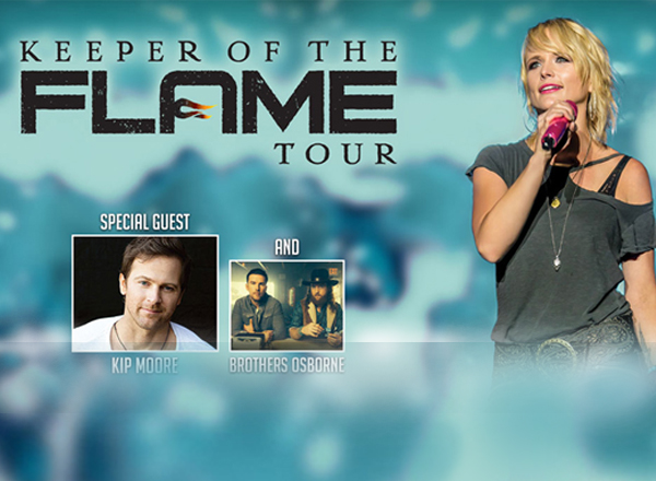 Miranda Lambert, Kip Moore & Brothers Osborne at Hollywood Casino Ampitheatre