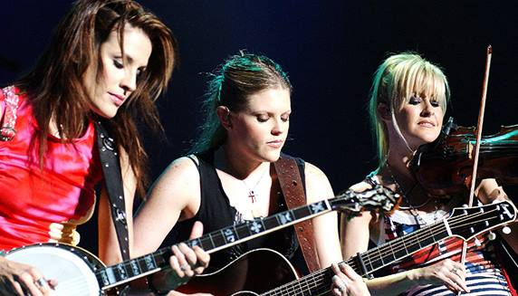 Dixie Chicks at Hollywood Casino Ampitheatre