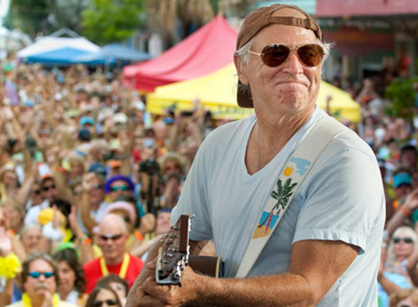 Jimmy Buffett & Huey Lewis And The News at Hollywood Casino Ampitheatre
