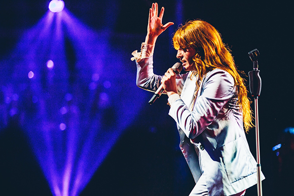 Florence and The Machine & Of Monsters and Men at Hollywood Casino Ampitheatre