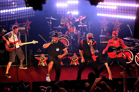 Prophets of Rage at Hollywood Casino Ampitheatre