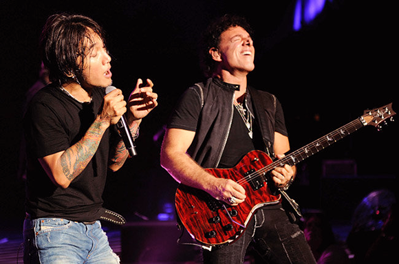Journey & The Doobie Brothers at Hollywood Casino Ampitheatre
