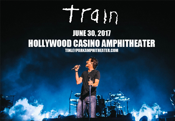 Train, Natasha Bedingfield & O.A.R. at Hollywood Casino Ampitheatre
