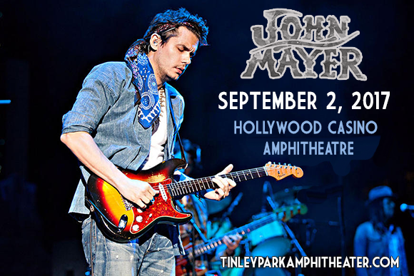 John Mayer at Hollywood Casino Ampitheatre