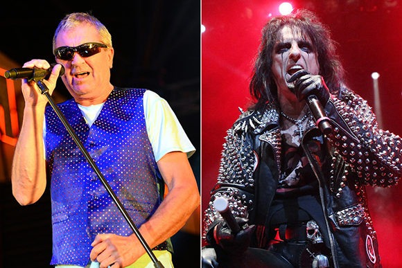 Deep Purple & Alice Cooper at Hollywood Casino Ampitheatre