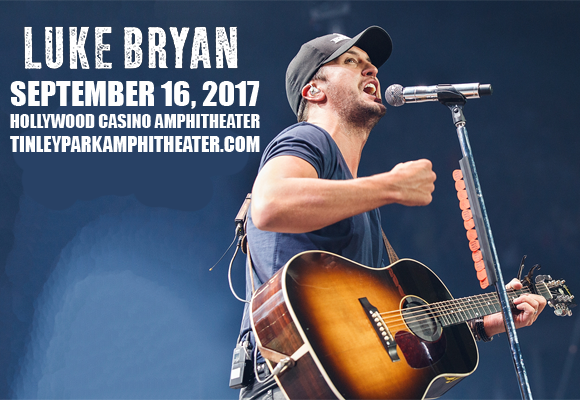 Luke Bryan & Brett Eldredge at Hollywood Casino Ampitheatre