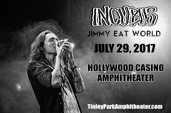 Incubus & Jimmy Eat World at Hollywood Casino Ampitheatre