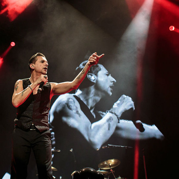 Depeche Mode at Hollywood Casino Ampitheatre