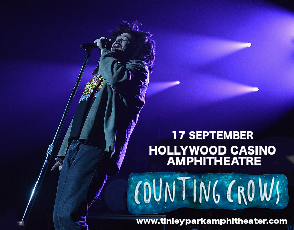 Counting Crows & Matchbox Twenty at Hollywood Casino Ampitheatre