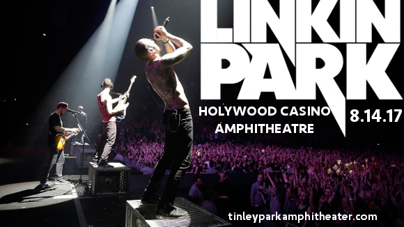 **CANCELLED** - Linkin Park & Machine Gun Kelly at Hollywood Casino Ampitheatre
