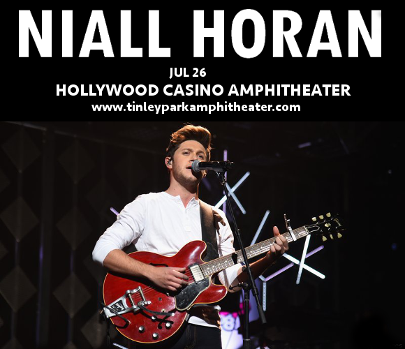 Niall Horan & Maren Morris at Hollywood Casino Ampitheatre