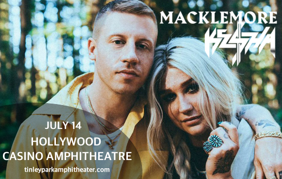Kesha & Macklemore at Hollywood Casino Ampitheatre