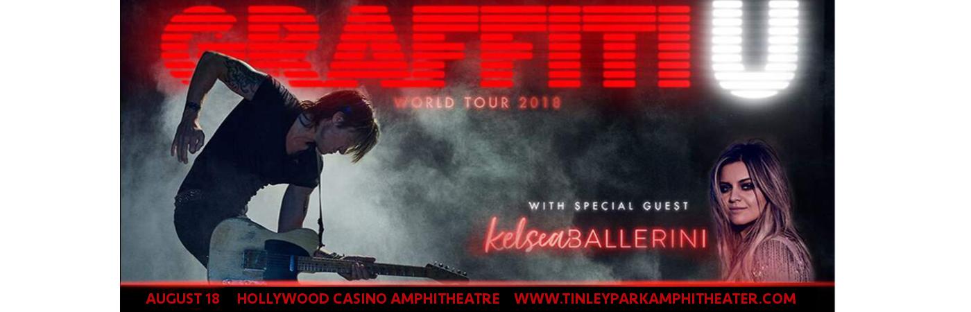 Keith Urban & Kelsea Ballerini at Hollywood Casino Ampitheatre
