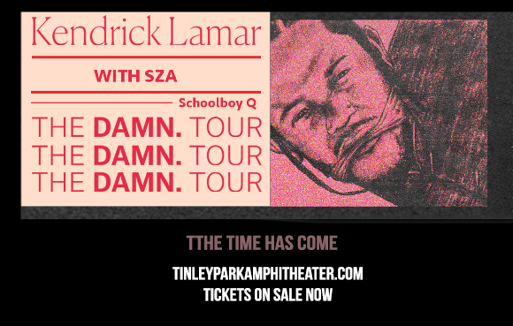 Kendrick Lamar, SZA & Schoolboy Q at Hollywood Casino Ampitheatre