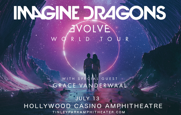 Imagine Dragons at Hollywood Casino Ampitheatre