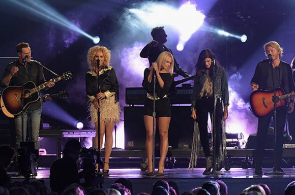 Miranda Lambert & Little Big Town at Hollywood Casino Ampitheatre