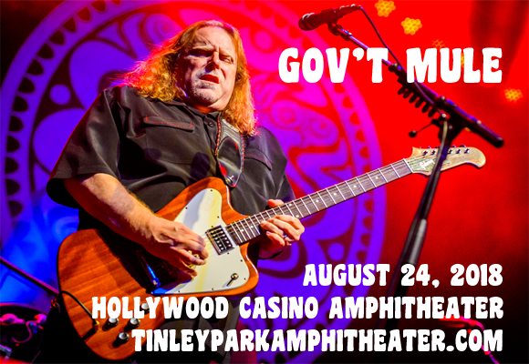 Gov't Mule & The Avett Brothers at Hollywood Casino Ampitheatre