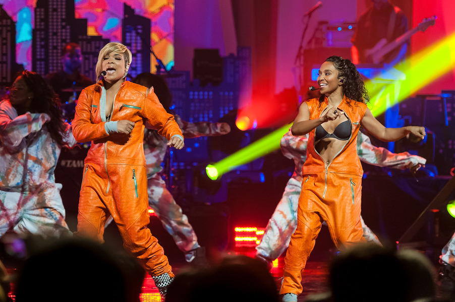 I Love The 90s: Salt N Pepa, Montell Jordan, Rob Base & Coolio at Hollywood Casino Ampitheatre