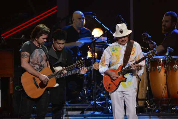 Santana & The Doobie Brothers at Hollywood Casino Ampitheatre