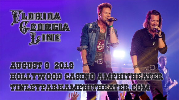 Florida Georgia Line, Dan and Shay & Morgan Wallen at Hollywood Casino Ampitheatre