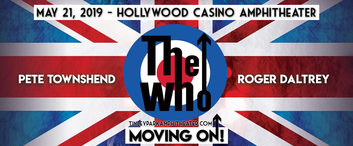 The Who at Hollywood Casino Ampitheatre