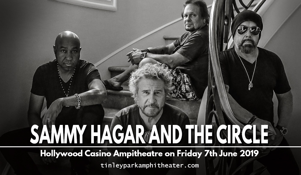 Sammy Hagar and the Circle at Hollywood Casino Ampitheatre