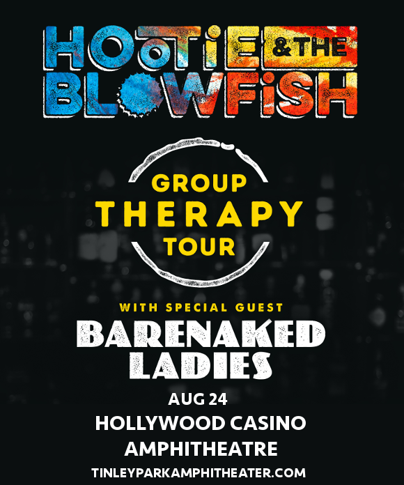 Hootie & The Blowfish at Hollywood Casino Ampitheatre