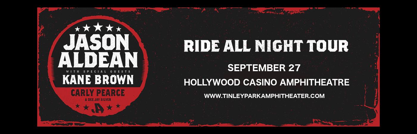 Jason Aldean at Hollywood Casino Ampitheatre