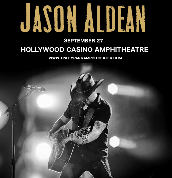 Jason Aldean at Hollywood Casino Ampitheatre