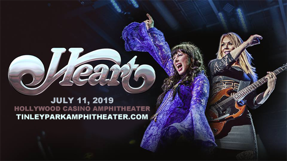 Heart, Sheryl Crow & Lucie Silvas at Hollywood Casino Ampitheatre