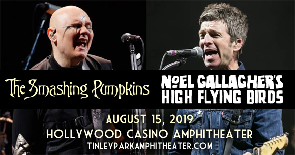 Smashing Pumpkins & Noel Gallagher's High Flying Birds at Hollywood Casino Ampitheatre