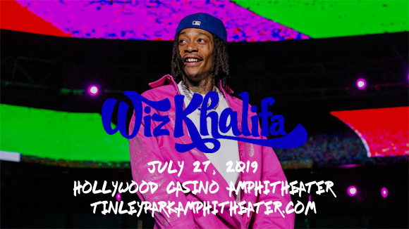 Wiz Khalifa & French Montana at Hollywood Casino Ampitheatre