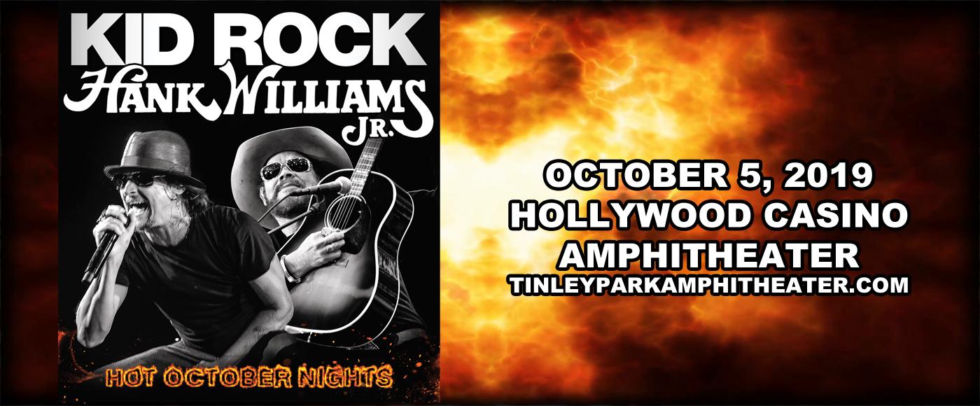 Kid Rock at Hollywood Casino Ampitheatre