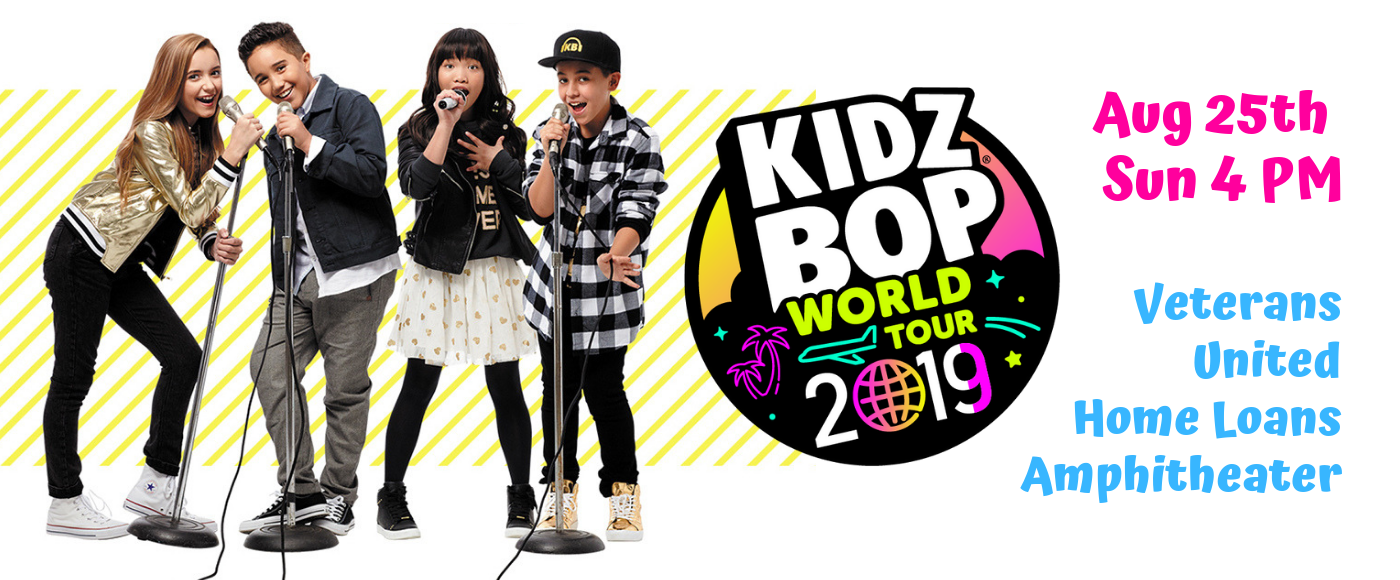 Kidz Bop Live at Hollywood Casino Ampitheatre