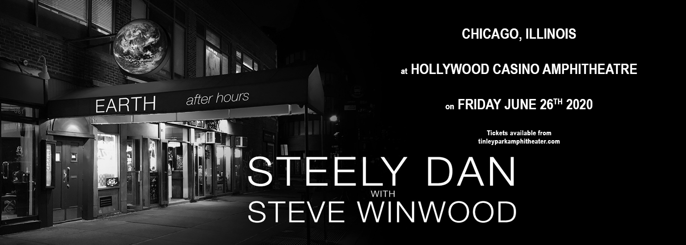 Steely Dan & Steve Winwood at Hollywood Casino Amphitheatre