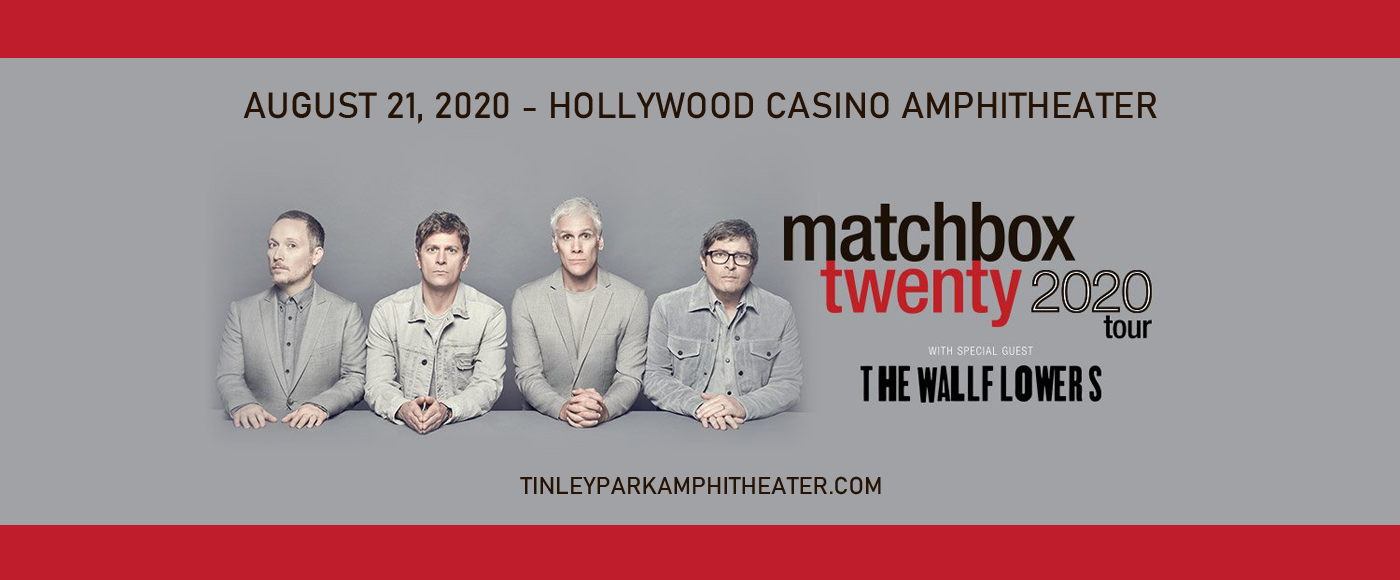 Matchbox Twenty & The Wallflowers at Hollywood Casino Amphitheatre
