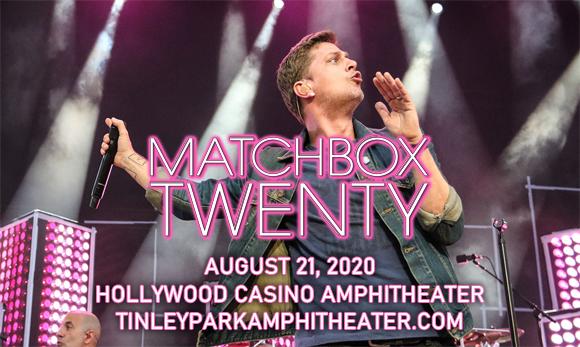 Matchbox Twenty & The Wallflowers at Hollywood Casino Amphitheatre