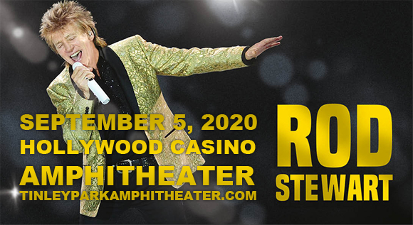 Rod Stewart & Cheap Trick at Hollywood Casino Amphitheatre