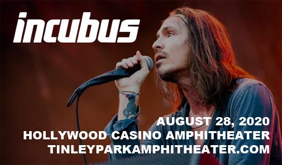Incubus, 311 & Badflower at Hollywood Casino Amphitheatre