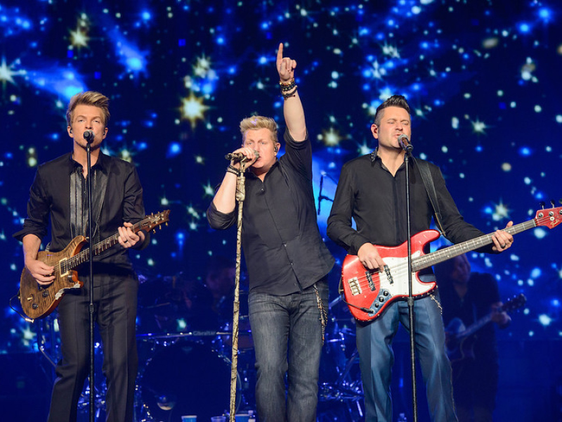 Rascal Flatts [CANCELLED] at Hollywood Casino Amphitheatre