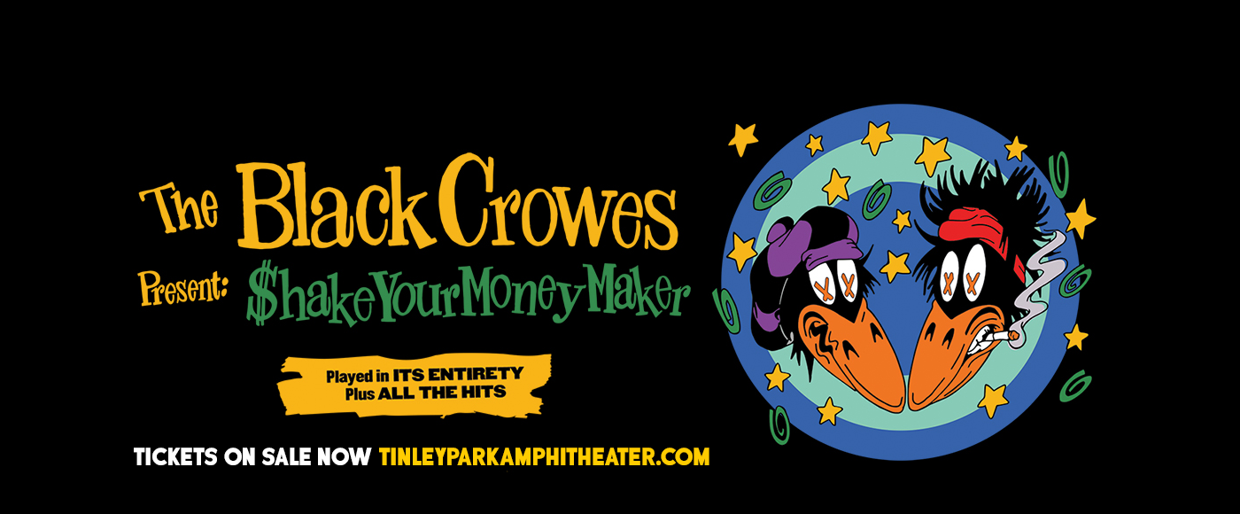 The Black Crowes [POSTPONED] at Hollywood Casino Amphitheatre