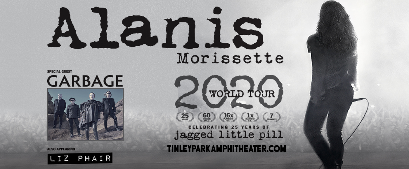 Alanis Morissette [POSTPONED] at Hollywood Casino Amphitheatre