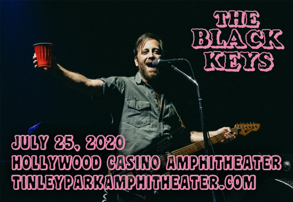 The Black Keys [CANCELLED] at Hollywood Casino Amphitheatre