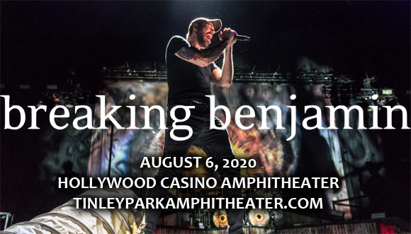 Breaking Benjamin & Bush [CANCELLED] at Hollywood Casino Amphitheatre