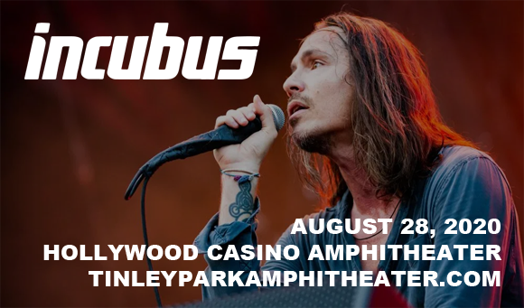 Incubus, 311 & Badflower [CANCELLED] at Hollywood Casino Amphitheatre